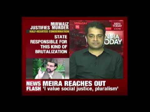 5ive Live : NC Leader, Junaid Mattu Calls Mirwaiz Farooq J&K's Biggest Coward