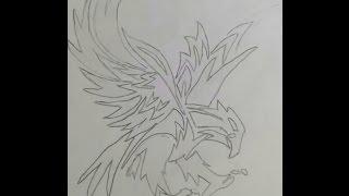 Как нарисовать орла карандашом поетапно(, 2016-08-16T08:08:27.000Z)