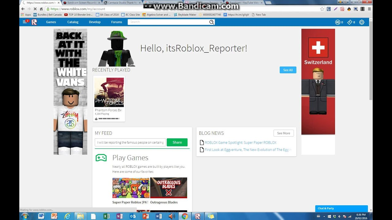 Roblox Names: ROBLOX- How To Change Your Name On Roblox