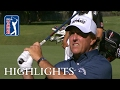 Phil Mickelson extended highlights | Round 1 | DEAN & DELUCA の動画、YouTube動…