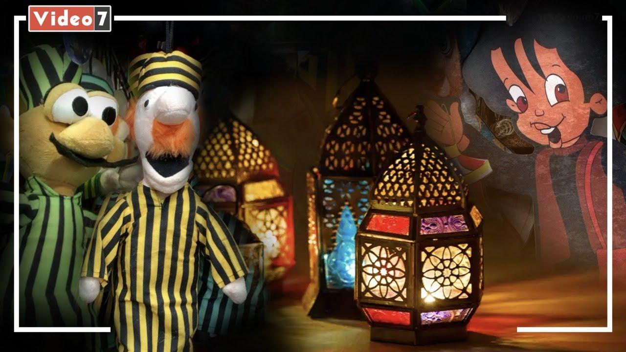 داخل حارة اليهود كل حاجة بقى شكلها رمضاني??.. اعرفي ازاي تجملي بيتك بأرخص الأسعار  - 14:58-2021 / 4 / 4