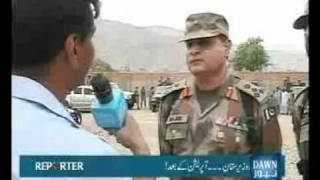 Reporter - South Waziristan After The Operation! - Ep 203 - Part 1