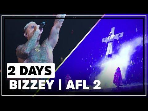 Bizzey beleeft zijn grootste dag ooit in AFAS Live | 2 Days | #2 Day Two