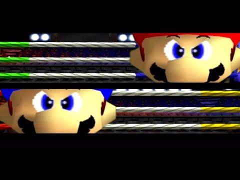 Mario Vs SMG4 Rap Battle ( War Of The Fat Italians 2017)