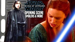 The Rise Of Skywalker Opening Scene Leaks Change Everything! (Star Wars Episode 9)