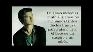 Alejandro Sanz- Se Vende (Letra)