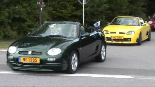 RoadsterGate Tour de Lux 2011