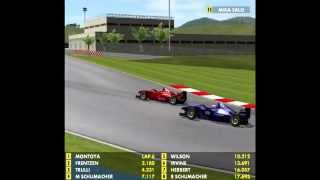 FF1M: 1999 Malaysian Grand Prix