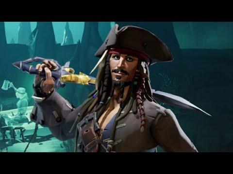 Der ewige Kampf mit Jack Sparrow! | Sea of Thieves DLC #3