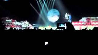 Roger Waters The Wall - The Happiest Days of our Lives & Another Brick in the Wall Live 2011