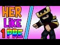 1 LİKE 1 PREMİUM CHALLANGE !! (Minecraft Survival Games 215)