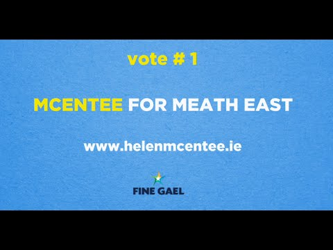 Helen McEntee 2016 Election Campaign Video