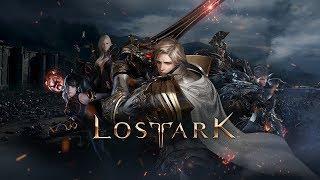 Стрим по онлайн (MMORPG) игре Lost Ark (Лост Арк) на русском.