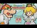 Super Paper Mario Part 1 Princess Peach Bowser Getting Married mp3