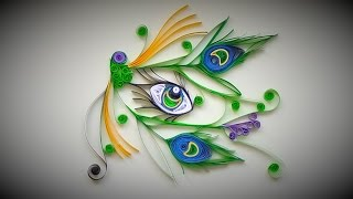 paper quilling wall decorations