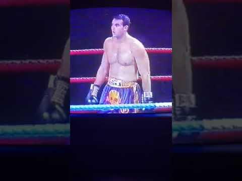 Branko Pavlovic v Jean Claude Leuyer ISKA World Superheavyweight Title part 2