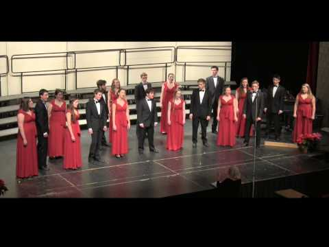 Deck the Halls - St. Paul Central HS Chamber Singers - Winter 2014