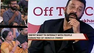 Sanjay dutt letest interview part 2 with public questions