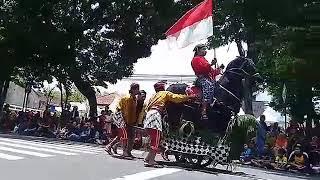 Pesta Rakyat Boyolali 2017 - Parade Reog