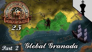 Global Granada – MEIOU and Taxes 2.5 Heresy  - Part 2