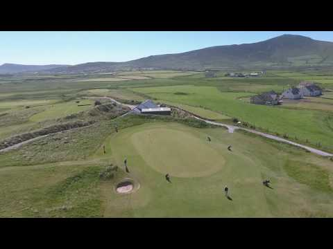 Ceann Sibeal Golf Club Drone Video