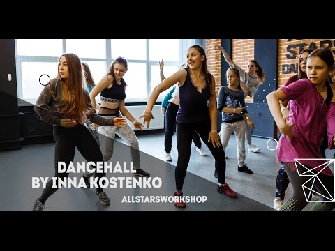 Sean Kingston - Chance.Dancehall by Инна Костенко All Stars Workshop