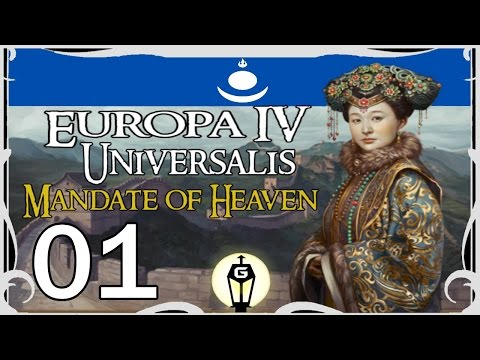 The Great Khan | Europa Universalis 4 Mandate of Heaven Ep 1