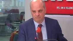 Jean-Michel Blanquer était l'invité de RTL Soir (partie 2)