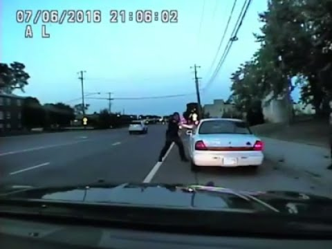 Dashcam Video Shows 7 Shots Fired At Castile Car