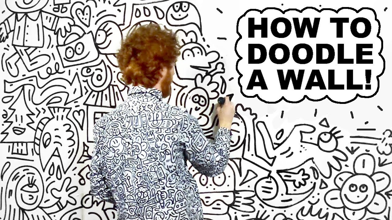 how to doodle a