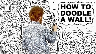 How To Doodle A Wall thumbnail