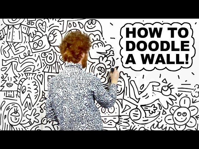 How To Doodle A Wall