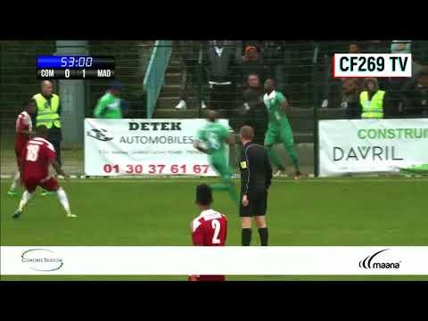 Amical - Comores 1-1 Madagascar : les buts du derby