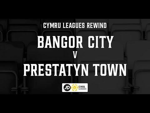 Bangor City v Prestatyn Town [December 2011 - JD Cymru Leagues Rewind]