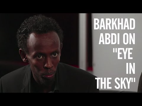Download Youtube: Toronto: Barkhad Abdi on Working With Helen Mirren in Drama 'Eye in the Sky'