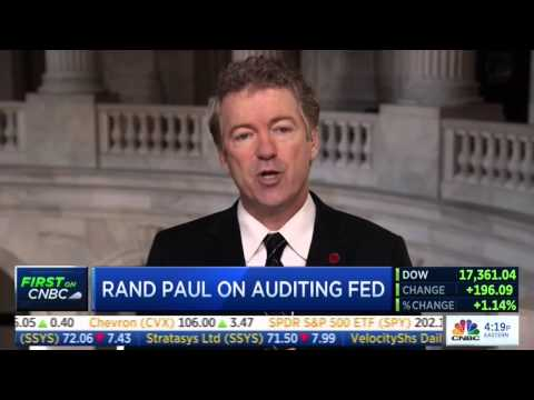 Rand Paul CNBC Interview on Vaccines, 2/2/2015