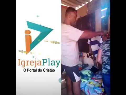 Entrega de Cesta Básica e Roupas em Belo Horizonte