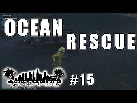 DOJ #15 - Ocean Rescue