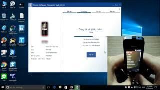 BacBa - Cách lấy lại mật khẩu Nokia bàn phím có hỗ trợ cổng Micro USB (V8)