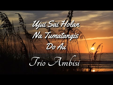 Poda Ni Raja Salomo - Trio Ambisi (Lirik + Arti) Lagu Rohani