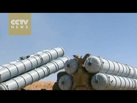 Russia delivers S-300 missile system to Iran