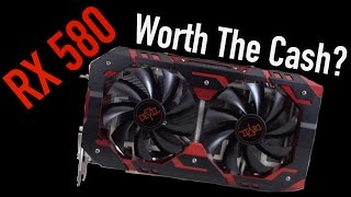 Red Devil RX 580 (Overclocked) Benchmarks And Review