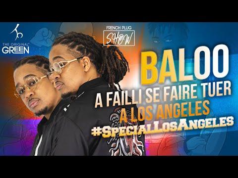 Baloo a faillit se faire tuer par des gangs et la police de Los Angeles #SpecialLosAngeles