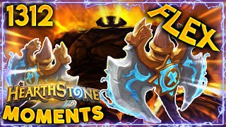 FLEXING WITH WOOOOECLEAVER Is The Ultimate FLEX!! | Hearthstone Daily Moments Ep.1312