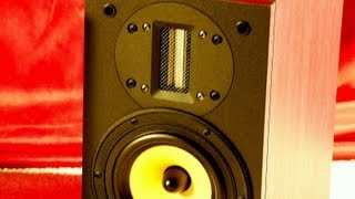 Audiophile Speakers: Dynaudio Audience 40 | Fountek NeoCD3.0 Ribbon | HiVi F5 Kevlar - 3