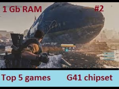 Top 5 Games For G41 Express Chipset And 1 GB RAM #2(Christmas Special)