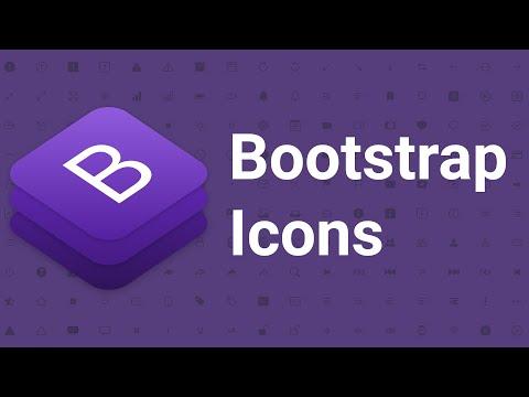 Bootstrap Icons - O Que é E Como Utilizar