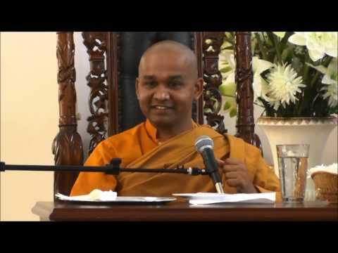 Ven Mawarale Bhaddiya Thero ( Mississauga  Buddhist Temple)