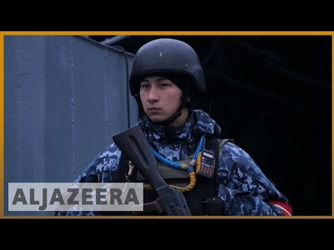 🇷🇺 🇺🇦 Russia's New Border Wall Barrier Seals Off Crimea | Al Jazeera English