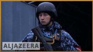 🇷🇺 🇺🇦 Russia's new border wall barrier seals off Crimea | Al Jazeera English